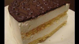 "Торт ""Птичье молоко""  Классический Рецепт"