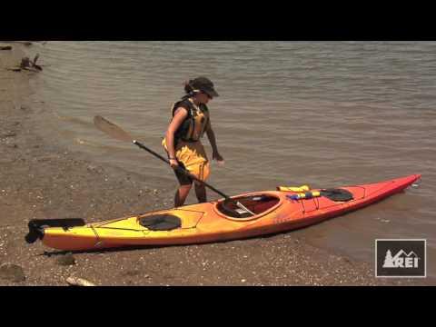 Kayaking Expert Advice: How to Get Into a Kayak - REI