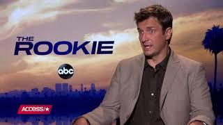 Interview von Nathan Fillion über The Rookie