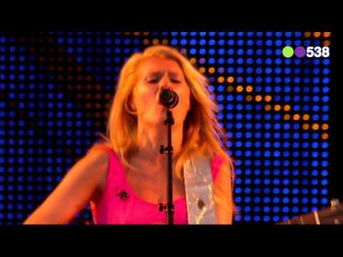 Miss Montreal - Say heaven, Say Hell @ 538Koningsdag 2014 op het Chasséveld in Breda