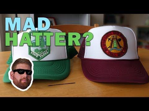 DIY Patch Trucker Hat (Otto 32-468)