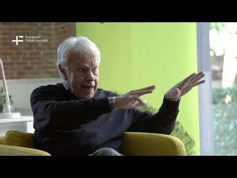 Felipe González rechaza el relator y la mesa de partidos