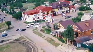 ДТП (авария г. Волжский) пр. Ленина ул. Молодогвардейцев 17-06-2017 17-34