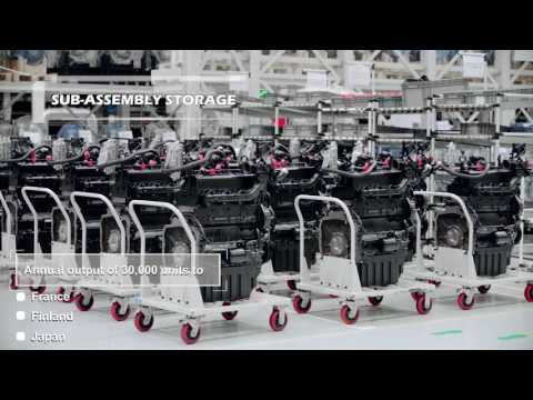 Take a Tour of AGCO's Changzhou Operations