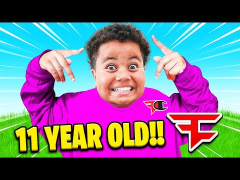 """I JOINED FAZE CLAN"" (11 YEAR OLD)"