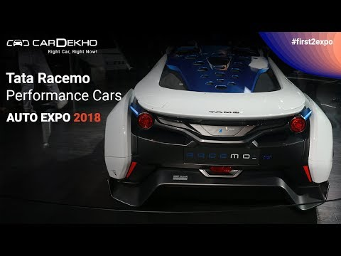 Performance Cars @ Auto Expo 2018