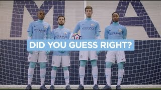 SAP and Manchester City: Who's the Blue? – Behind the Scenes - Video Youtube