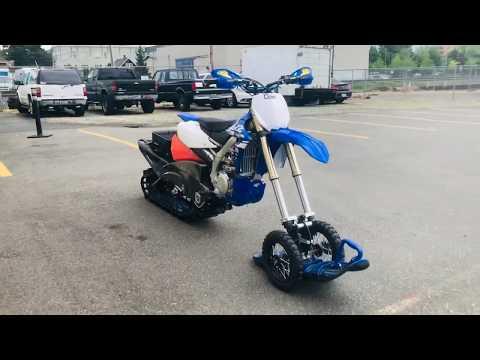 2018 Yamaha YZ450F in Auburn, Washington - Video 1