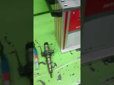 Rectificadora y probadora de válvulas de control common rail pedidos +58-4141189490