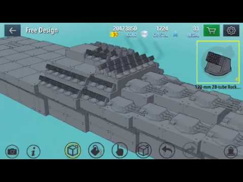 WARSHipCRAFT BIGGEST SHIP BUILD