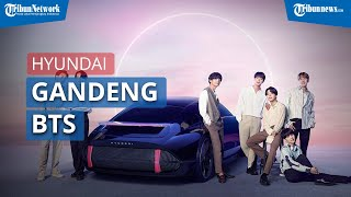 Hyundai Gandeng BTS untuk Promosikan Sub-Merek Mobil Listrik Ioniq