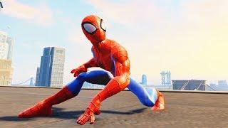 Örümcek Adam Şehri Kurtarıyor ve Özel Göreve Çıkıyor (Venom - Goblin - 1. Bölüm)