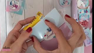 Cómo Envolver Golosinas Para Candy Bar. Golosinas Personalizadas