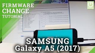 FLASH SAMSUNG SM-A520F - मुफ्त ऑनलाइन वीडियो