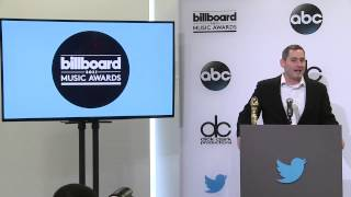Andrew Adashek Twitter Opening Remarks - BBMA Nominations 2015
