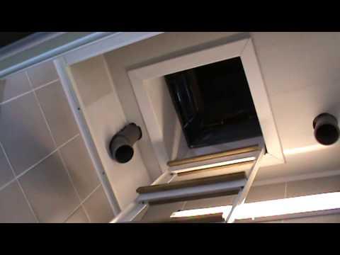 Погреб под балконом
