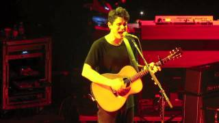 John Mayer   Free Falling Into Stop This Train Into Who Says
