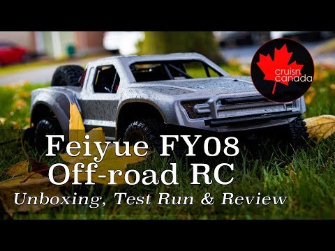 Feiyue FY08 1:12 Brushless Waterproof RC Car | Is This RC Any Fun?