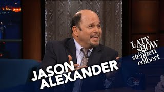 Jason Alexander's First Love Was Shakespeare, Not Comedy