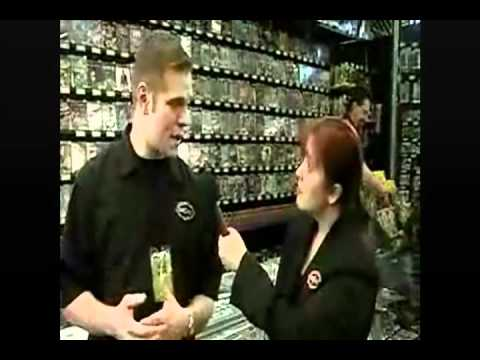 Why Did This Game Store Fail? Hilariously Awful Training Videos, Perhaps