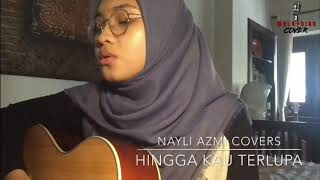 Gambar cover Hingga Kau Terlupa - Daniesh Suffian by Nayli Azmi