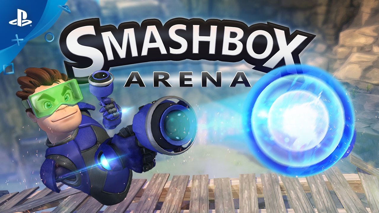 Team Action Game Smashbox Arena Hits PS VR This Summer