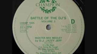 dj jazzy jeff - mastermix