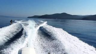 preview picture of video 'Wakeboard Cala violina'