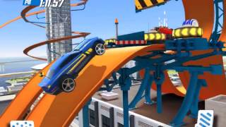 HOT WHEELS RACE OFF Rodger Dodger / Rig Storm / D-Muscle Gameplay Android / iOS