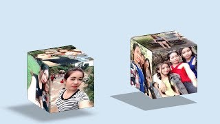 How To Make 3D Picture Cube In PowerPoint 2016
