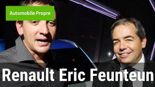 Interview avec Eric Feunteun, directeur du programme VE de Renault