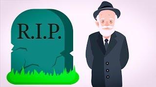 Можно ли действительно умереть от старости?   Перевод DeeAFilm