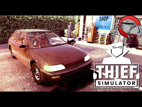 Thief Simulator #1 - СИМУЛЯТОР ВОРА | ВЫНЕС ТЕЛЕВИЗОР