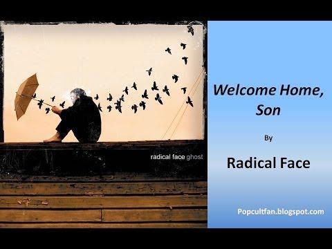 Radical Face - Welcome Home, Son (Lyrics)