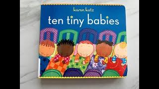 Read Aloud Book - Ten Tiny Babies
