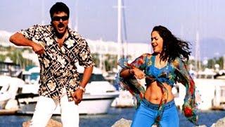 Maha Muddu Full Video Song || Jai Chiranjeeva Movie || Chiranjeevi, Bhoomika Chawla, Sameera Reddy