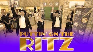Puttin On The Ritz Webcam Show Video