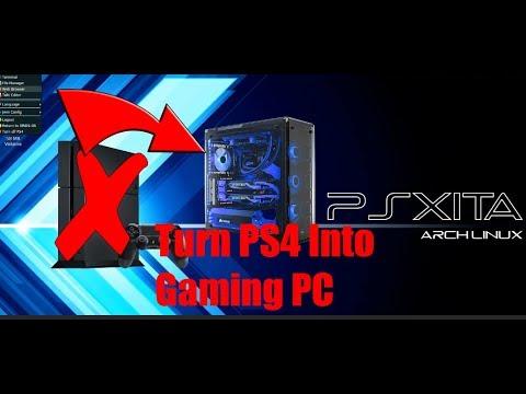 PS4 Psxita Installing Additional Emulators & Apps - смотреть онлайн
