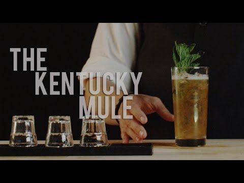 Video How to Make The Kentucky Mule - Best Drink Recipes