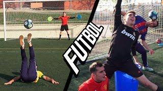 SOCCER Trick Shots (FUTBOL/FOOTBALL) | Jeyx