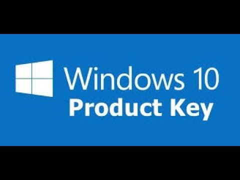 windows 10 product key 2018 free