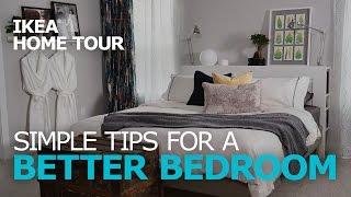 Bedroom Design Ideas – IKEA Home Tour
