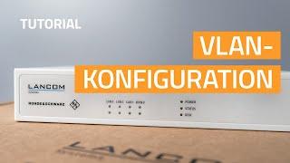 YouTube-Video VLAN-Konfiguration