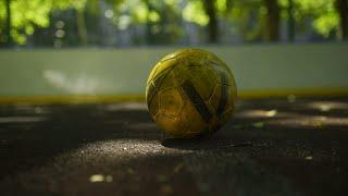"Short Film ""football player"""