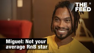 Miguel: Not your average RnB star