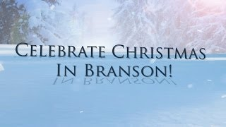 Christmas In Branson, MO 2013!  Video