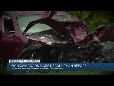 Michigan State Police say despite traffic decreases, more people are dying