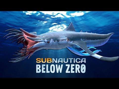 První Leviathan ? - Subnautica: Below Zero - díl 12 - Nakashi