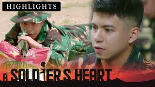 Michael begins his military training | A Soldier's Heart (With Eng Subs)