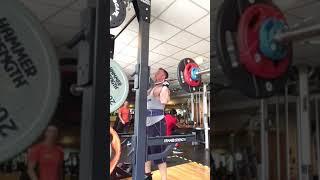 85kg x 4 - Strict Press